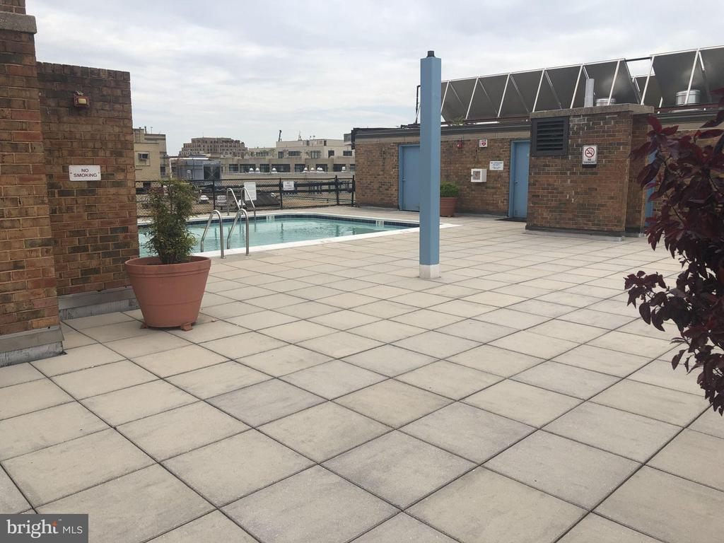 Roof Top  to Entertain - 1718 P ST NW #207, WASHINGTON