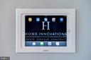 Example of Smart Home-Home Innovations Options - 6772-A HEMLOCK POINT, NEW MARKET