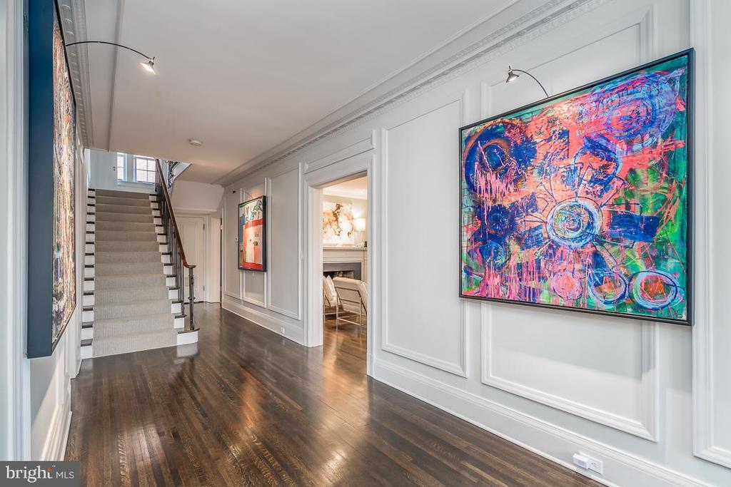 Foyer - 3600 MASSACHUSETTS AVE NW, WASHINGTON
