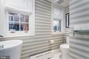 Powder room - 3600 MASSACHUSETTS AVE NW, WASHINGTON