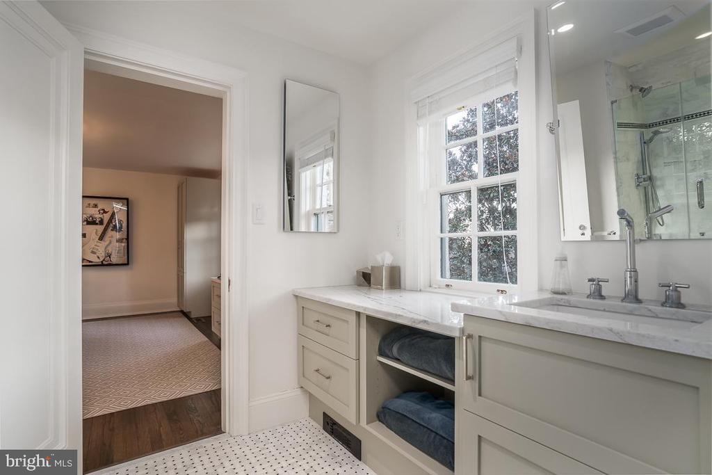 Third bathroom - 3600 MASSACHUSETTS AVE NW, WASHINGTON