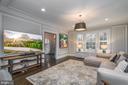 Family room - 3600 MASSACHUSETTS AVE NW, WASHINGTON