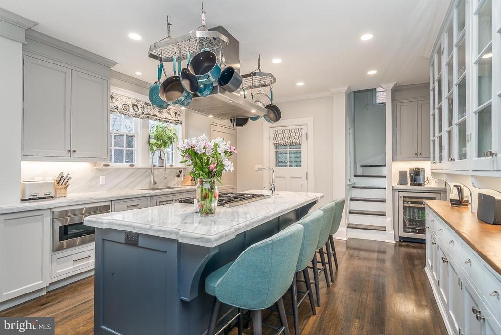 Kitchen - 3600 MASSACHUSETTS AVE NW, WASHINGTON