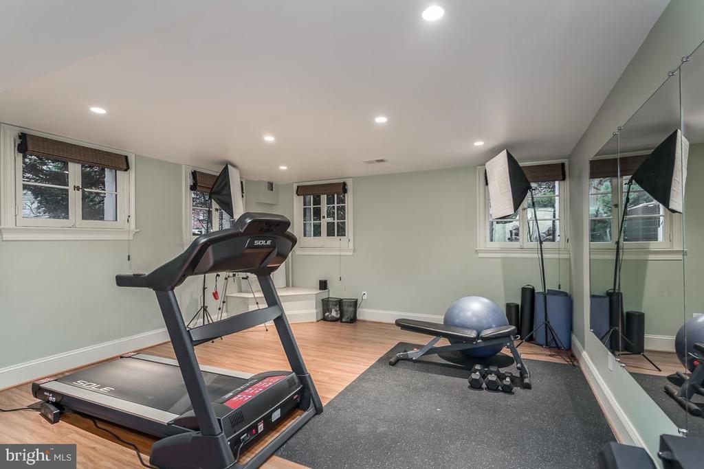 Sixth bedroom - 3600 MASSACHUSETTS AVE NW, WASHINGTON