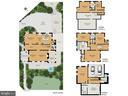 Floor plan rendering - 3600 MASSACHUSETTS AVE NW, WASHINGTON