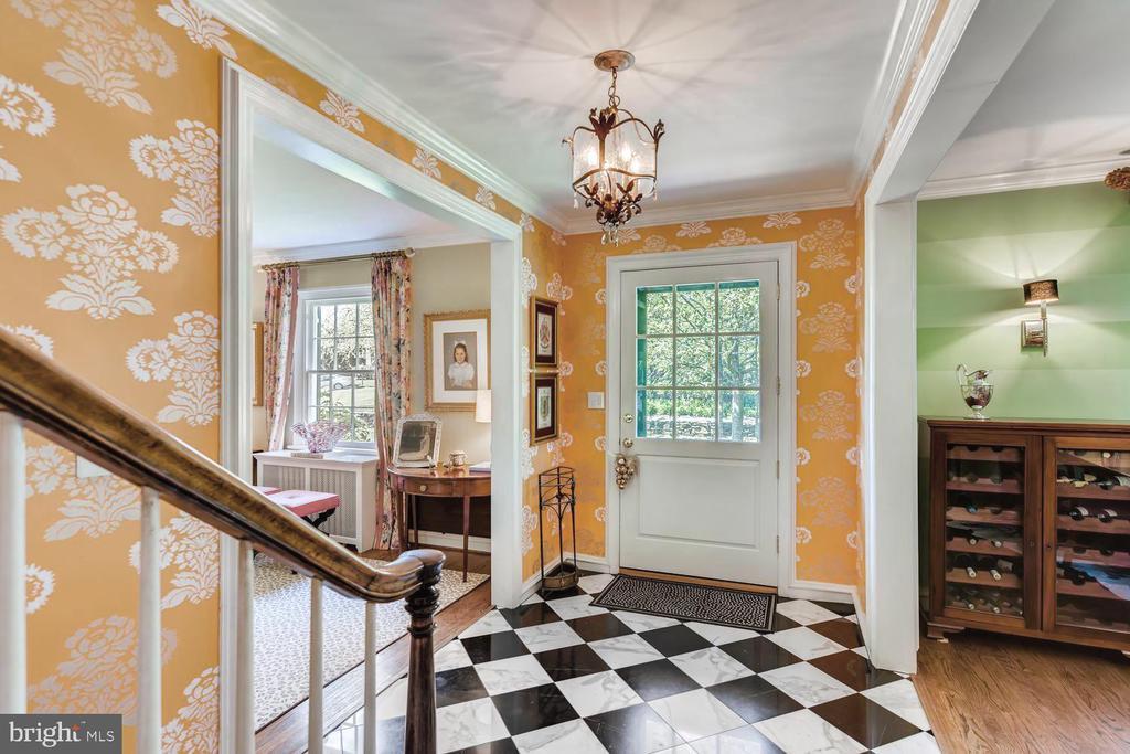 Foyer - 1209 BERWICK RD, TOWSON