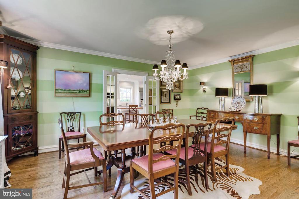Dining Room - 1209 BERWICK RD, TOWSON
