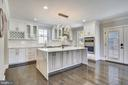 Gourmet kitchen-sure to be the heart of this home! - 705 N BARTON ST, ARLINGTON