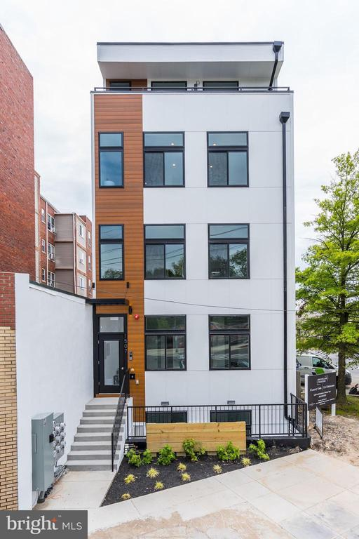 Building Exterior - 1507 RHODE ISLAND AVE NE #7, WASHINGTON