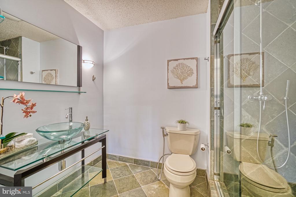 Completely Renovated Bath - 1720 LAKE SHORE CREST DR #34, RESTON