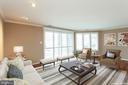 Lower Level Family room - 2150 CHESAPEAKE HARBOUR DR, ANNAPOLIS