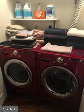 2nd floor laundry - 824 N WAKEFIELD ST, ARLINGTON