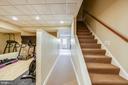 Walk out basement - 3417 HIDDEN RIVER VIEW RD, ANNAPOLIS