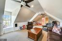 Rec. room has separate stairs to kitchen - 3417 HIDDEN RIVER VIEW RD, ANNAPOLIS