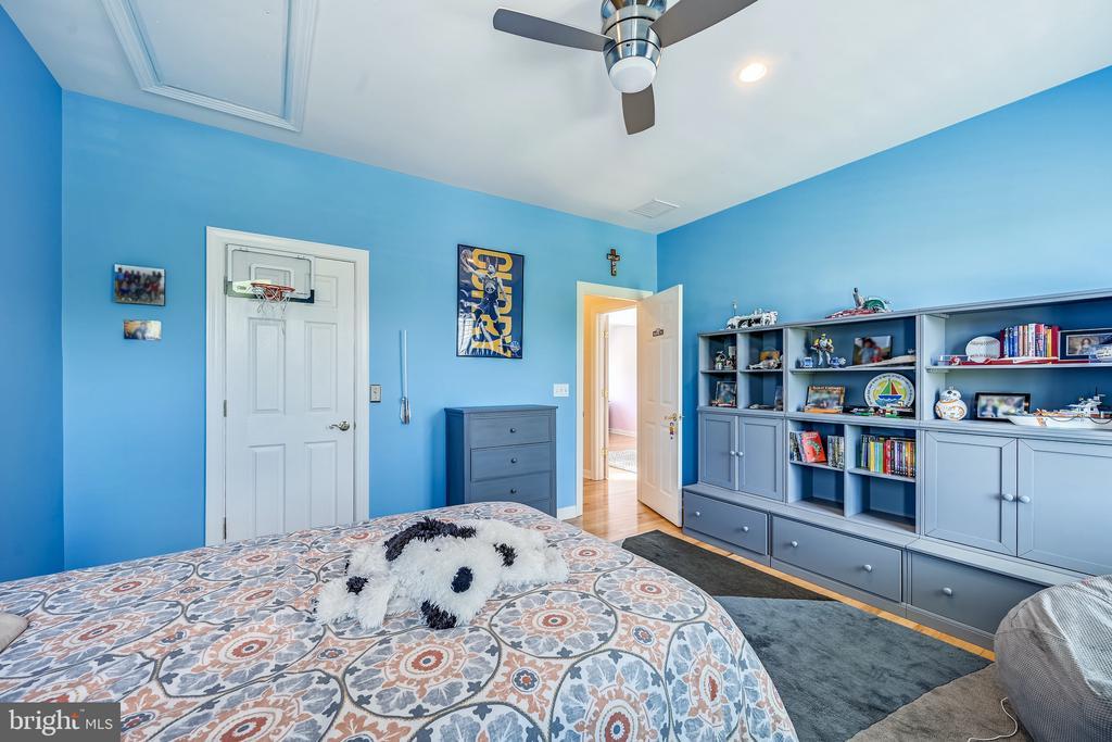 Bedroom 2 - 3417 HIDDEN RIVER VIEW RD, ANNAPOLIS