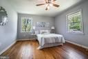 Master Bedroom - 3506 W WATERSVILLE RD, MOUNT AIRY