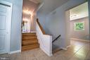Foyer - 3506 W WATERSVILLE RD, MOUNT AIRY