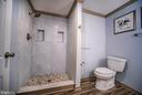 2nd Lower Level Full Bath - 3506 W WATERSVILLE RD, MOUNT AIRY