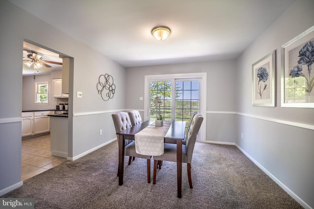Dining Room - 3506 W WATERSVILLE RD, MOUNT AIRY