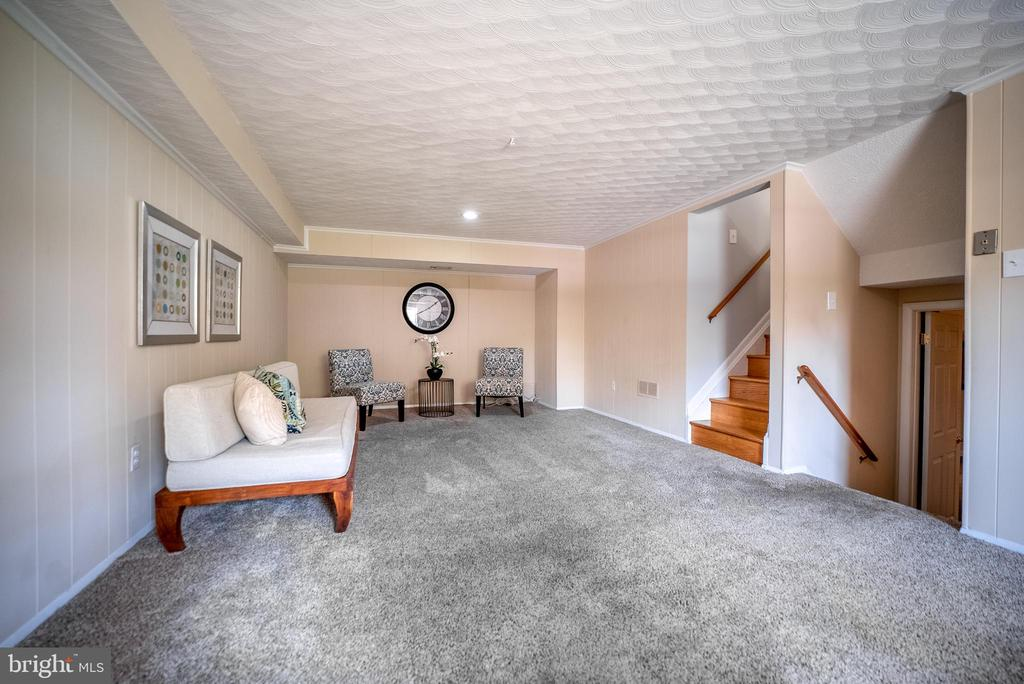 1st Lower Level Family Room - 3506 W WATERSVILLE RD, MOUNT AIRY