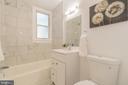 Bathroom - 4004 BEECHER ST NW #201, WASHINGTON