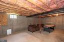 Basement - 10406 FARMVIEW CT, NEW MARKET