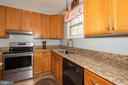 New Granite Counters - 10406 FARMVIEW CT, NEW MARKET