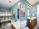 2nd Floor Full Bath - 10406 FARMVIEW CT, NEW MARKET