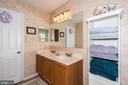Master Bath Double Sink - 10406 FARMVIEW CT, NEW MARKET