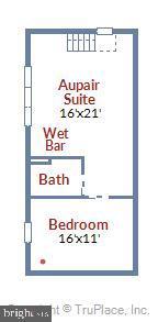 Au pair Suite - 236 MOUNTAIN LAUREL LN, ANNAPOLIS