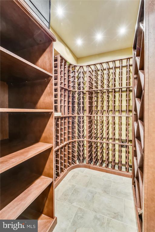 800+ bottle wine cellar w/ Guardian cool system - 236 MOUNTAIN LAUREL LN, ANNAPOLIS
