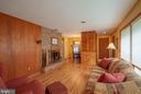 hardwood floors just refinished - 449 POPLAR LN, ANNAPOLIS
