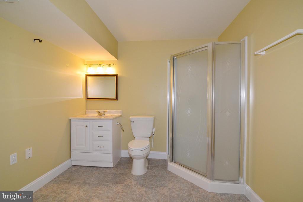 Lower level bath - 6507 BOX ELDER LOOP, GAINESVILLE