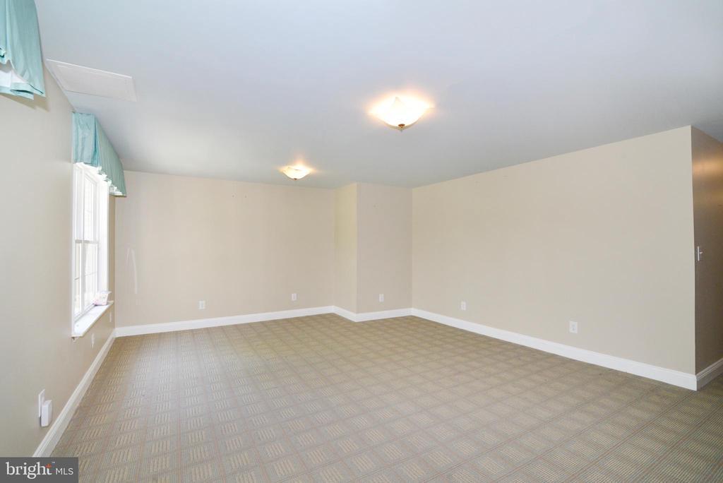 Lower rec room - 6507 BOX ELDER LOOP, GAINESVILLE