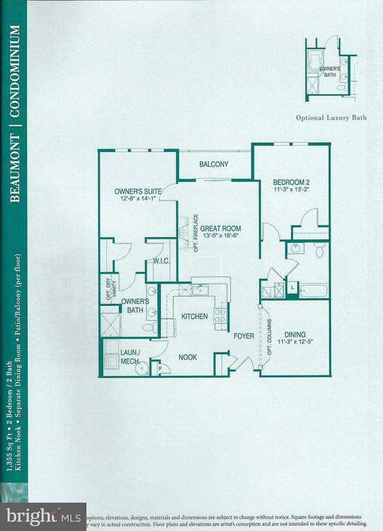 Wonderful Open Floor Plan! - 20505 LITTLE CREEK TER #203, ASHBURN