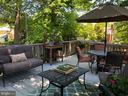 Large lot with wonderful deck for summer parties! - 1065 PALMER PL, ALEXANDRIA