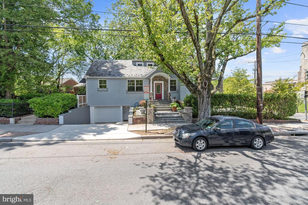 Front of house - 4438 42ND ST NW, WASHINGTON