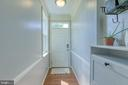 Hardwood floors from entry to entire main level! - 214 WOODSTREAM BLVD, STAFFORD