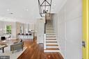 Entrance to Unit #2 (Master home) - 1600 15TH ST NW, WASHINGTON