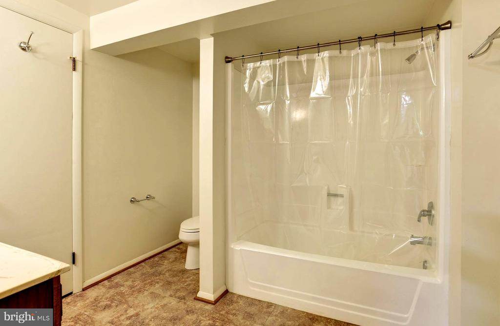 Remodeled Lower Level Bath - 1693 ALICE CT, ANNAPOLIS