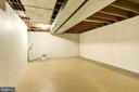 Partially Finished Bonus Room . Mega Storage - 1693 ALICE CT, ANNAPOLIS