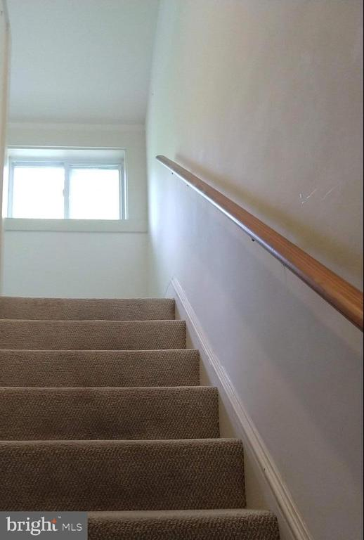 Stairs to Attic - 2557 36TH ST NW, WASHINGTON