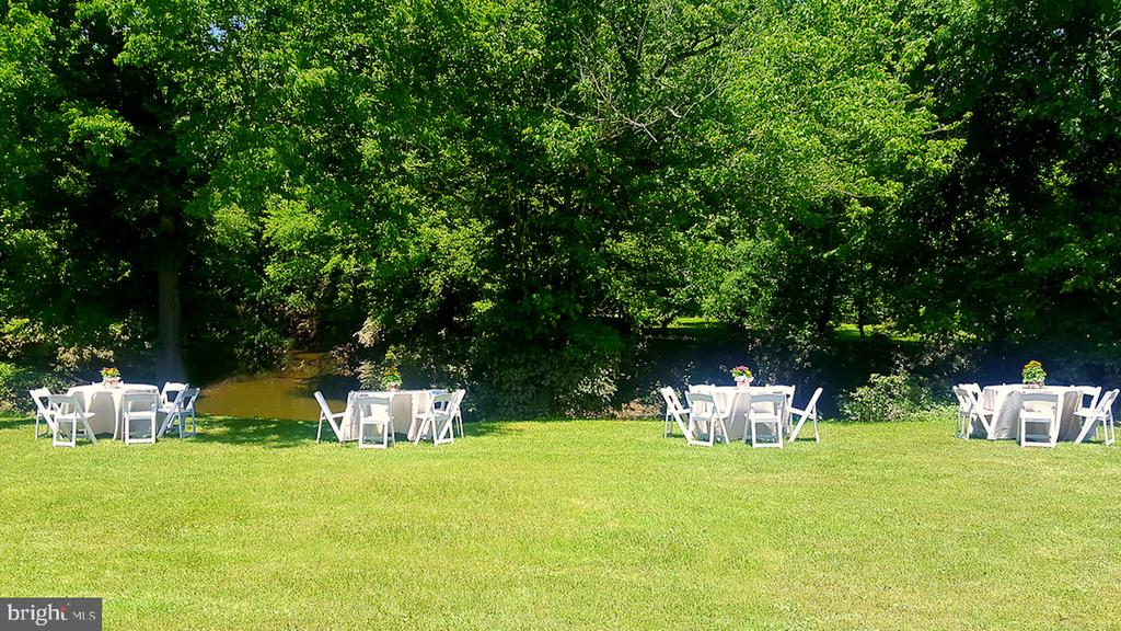 Party along the Rapidan River - 2921 DUCKER DR, LOCUST GROVE