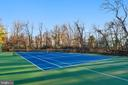 Community Tennis Court - 3417 HIDDEN RIVER VIEW RD, ANNAPOLIS