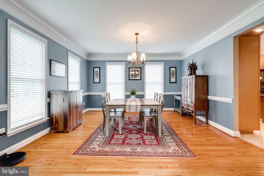 Beautiful Dining Room - 204 SAIL CV, STAFFORD