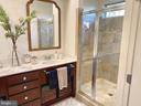 Master Bathroom with Oversized Shower - 22912 BOLLINGER TER, BRAMBLETON