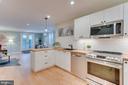 Basement 2nd Kitchen with LG/Bosch appliances - 517 13TH ST NE, WASHINGTON