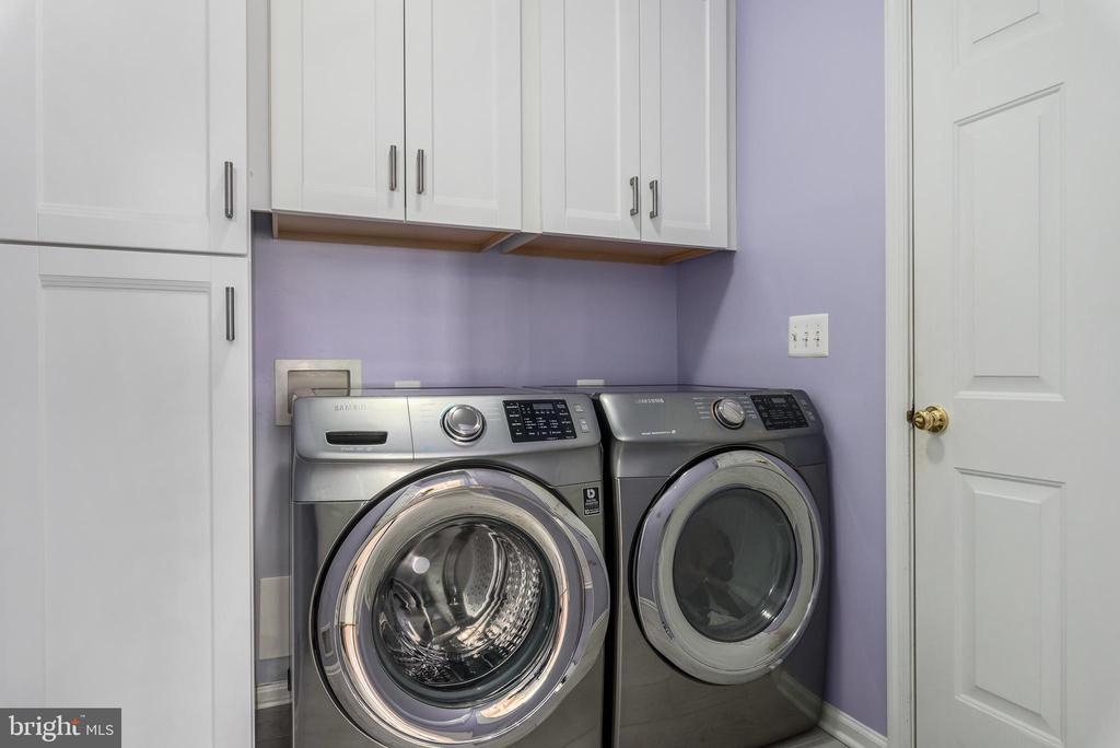 Laundry Room - 20436 RIVER BANK ST, STERLING