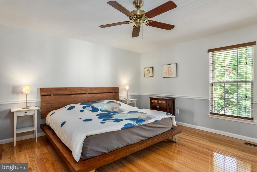master bedroom - 20436 RIVER BANK ST, STERLING