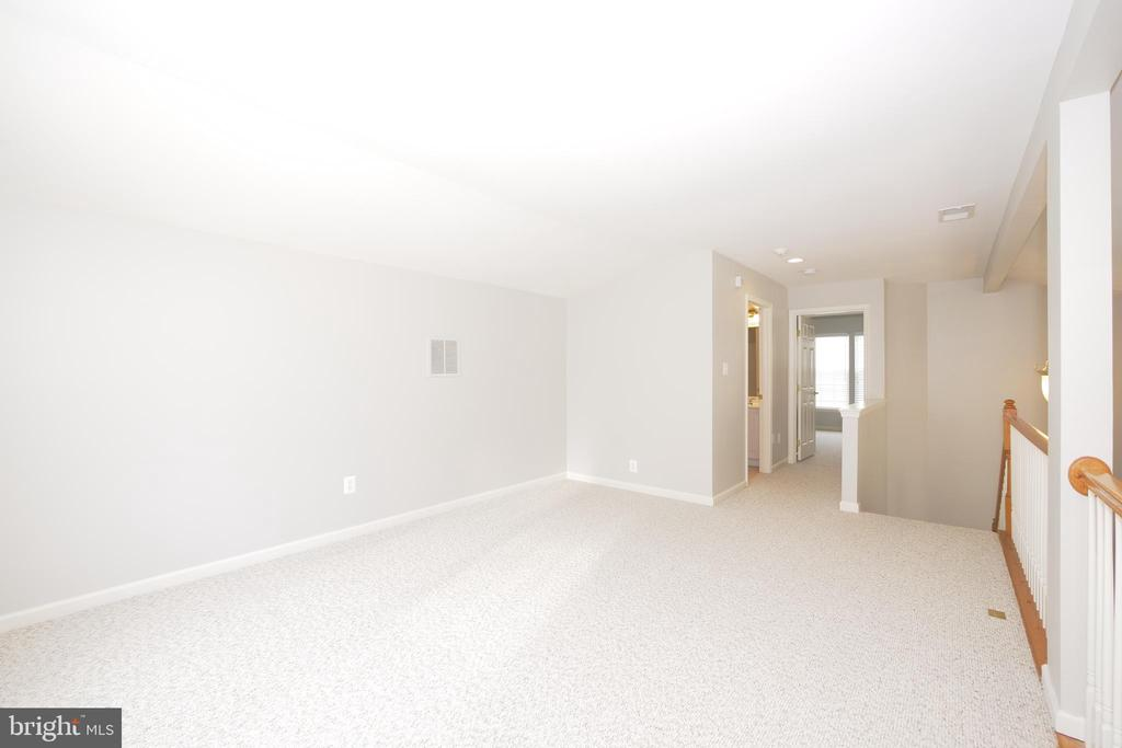 Upper Level - Loft Area - 5809 HOLLYS WAY #77, NEW MARKET